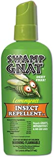 Harris Swamp Gnat Deet-Free Mosquito and Insect Repellent, 6oz