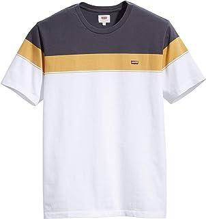 Levi's de los Hombres Camiseta Original, Blanco