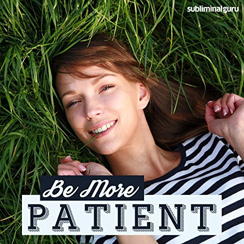 Be More Patient cover art