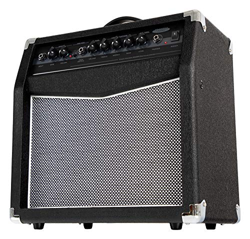 Classic Cantabile SG200R Gitarrencombo - Verstärker mit 20 Watt (RMS) - 8