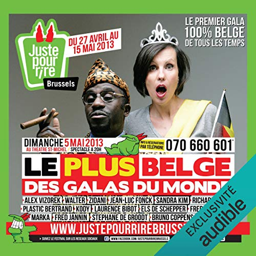 Couverture de Le plus belge de tous les galas du monde