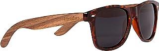Polarized Walnut Wood Sunglasses for Men and Women |...