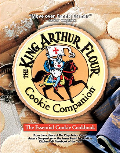 A James Beard Award Nominee: The Essential Cookie Cookbook (King Arthur Flour Cookbooks)