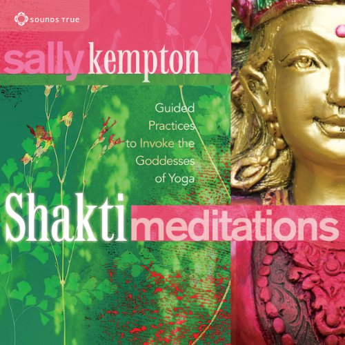 Shakti Meditations audiobook cover art