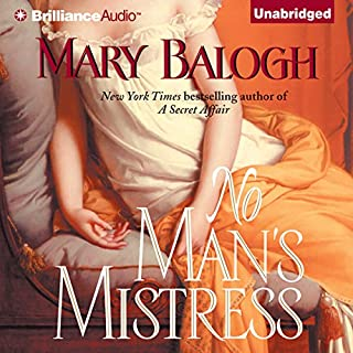 No Man's Mistress audiobook cover art