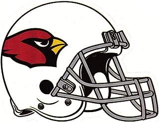 fb 4 Arizona Cardinals Die Cut Stickers NFL Football Helmet Logo Cards Sticker Team Set
