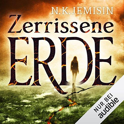 Zerrissene Erde audiobook cover art