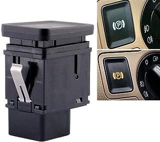 Gazechimp Electronic Handbrake Parking Button Switch For 2006-2010 VW Passat CC