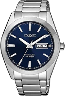 orologio solo tempo uomo Vagary By Citizen Gear Matic classico cod. IX3-211-71