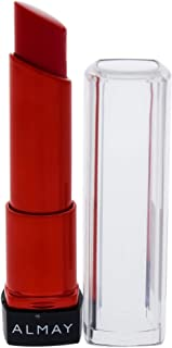 Almay Smart Shade Butter Kiss Lipstick - 40 Red Light By Almay for Women - 0.09 Oz Lipstick, 0.09 Oz