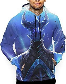 Defense of The Ancients 2 Men's Hoodie Or Sweatshirt with HD 3D Role Image is So Cool