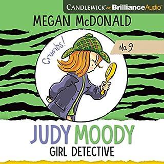 Judy Moody, Girl Detective cover art