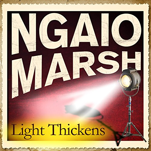Light Thickens audiobook cover art
