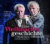 Eine Weihnachtsgeschichte mit Miroslav Nemec und Udo Wachtveitl nach Charles Dickens: Ein Märchen mit Musik von Libor Síma bei Amazon kaufen