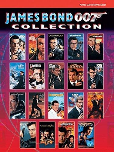 James Bond 007 Collection: Piano Accompaniment (English Edition)