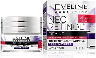 EVELINE NEO RETINOL DAY AND NIGHT CREAM 45plus 50 ML