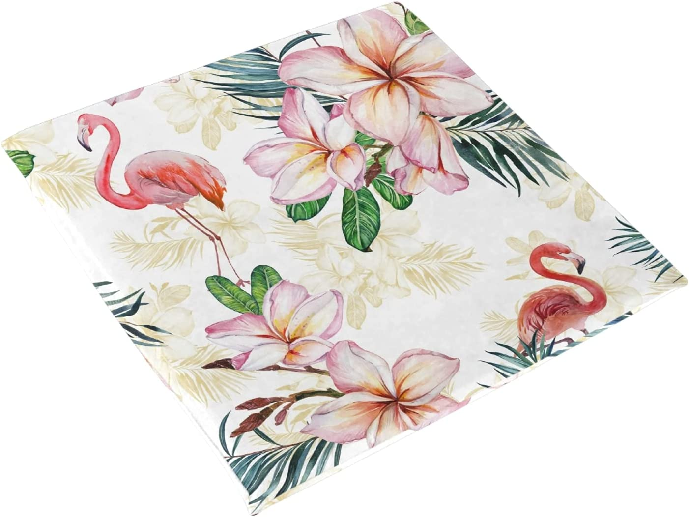 xigua Seat Cushion Beautiful Colorful Cha and Flamingos Flowers Very popular Many popular brands