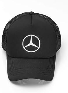 قبعات للحماية من الشمس للرجال، لون اسود