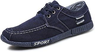 gracosy Chaussures de Ville pour Homme Femme, Bateau Chaussures Basses en Toile Multisport Outdoor Chassures de Training -...