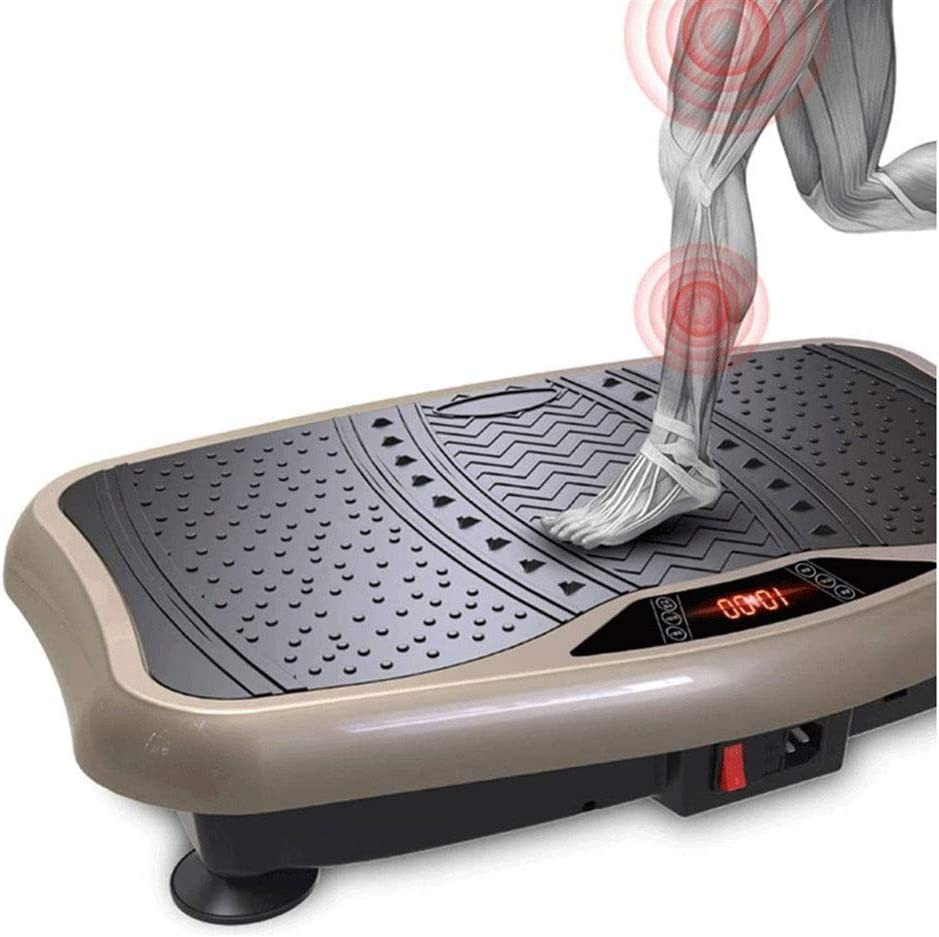 specialty shop XYWCHK Vibration Platform Plate Exercise Who Machine Gifts