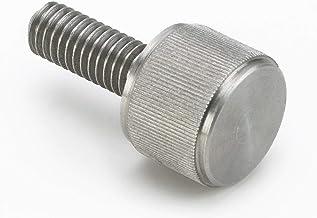 "1//2-13 X 3/"" Pk 2 Zoro Select Z0682 Thumb Screw Knurled"