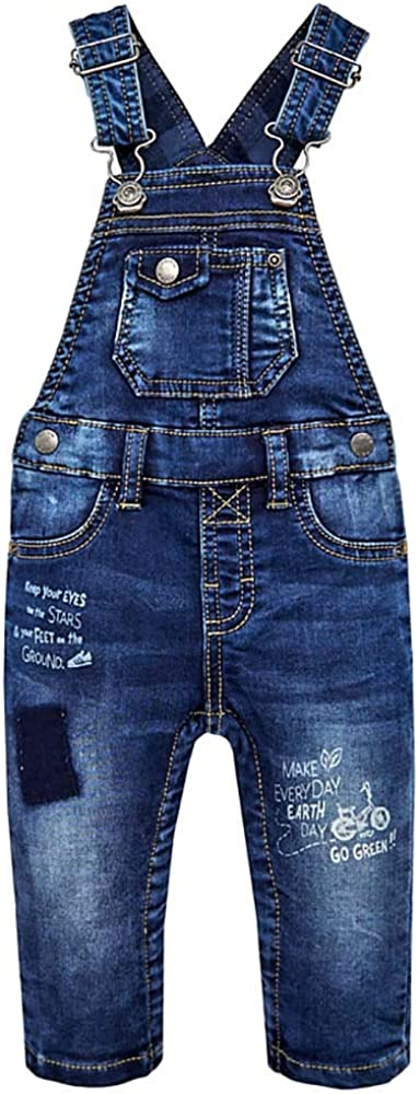 Mayoral Bargain Good Vibes At the price of surprise Overalls Denim