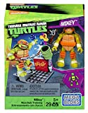 Mega Bloks Teenage Mutant Ninja Turtles Nunchuk Train Training
