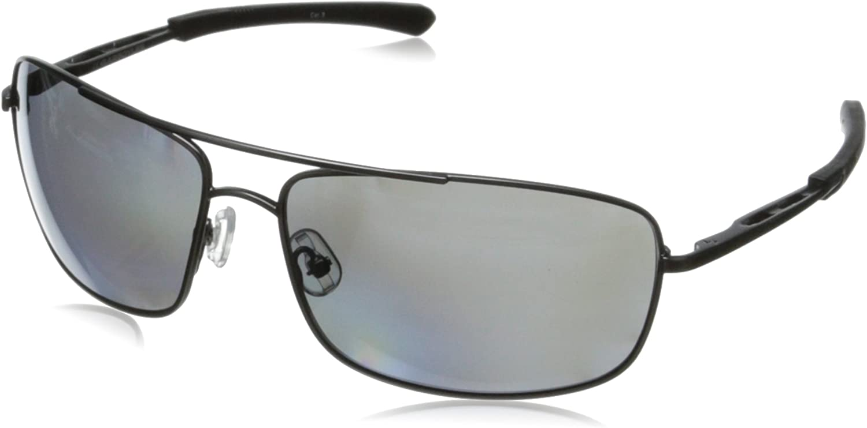 Gargoyles Barricade Polarized Wrap Sunglasses