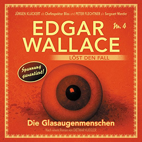 Die Glasaugenmenschen Audiobook By Dietmar Kuegler cover art