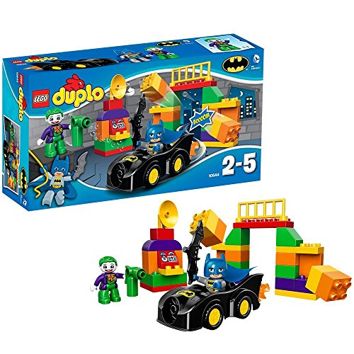 LEGO Duplo - El desafío del Joker (10544)
