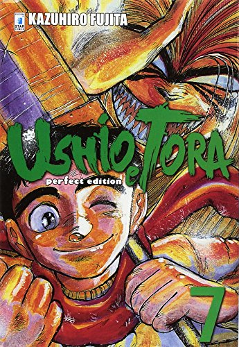 Ushio e Tora. Perfect edition (Vol. 7)