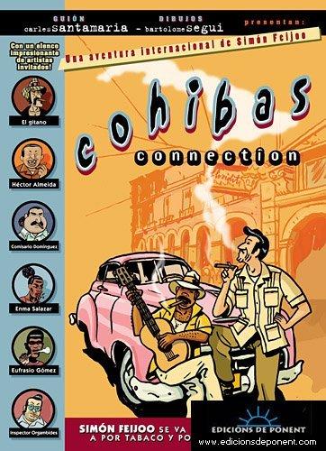 Cohibas Connection: Un caso internacional de Simon Feijoo (Sol y sombra)