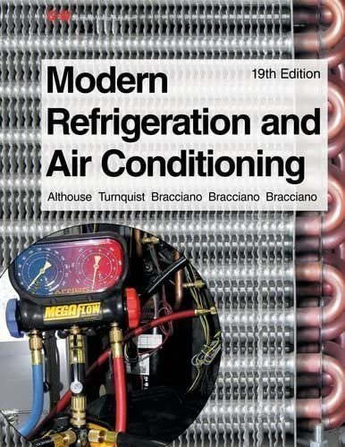 Modern Refrigeration and Air Conditioning Modern Refridgeration and Air Conditioning by Althouse product image