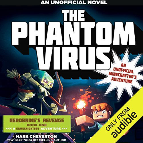 The Phantom Virus audiobook cover art