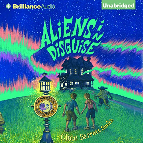 Aliens in Disguise audiobook cover art