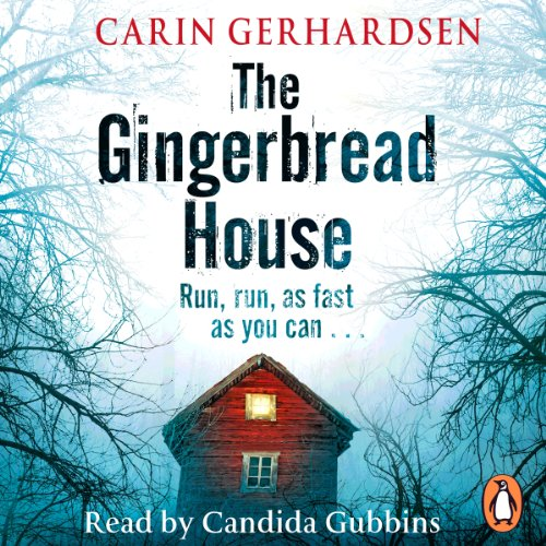 The Gingerbread House audiobook cover art