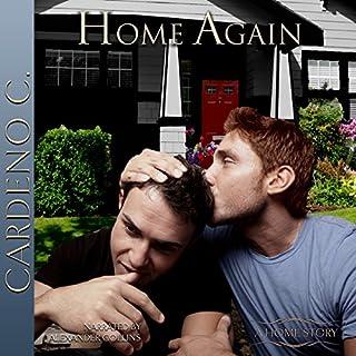 Home Again audiobook cover art