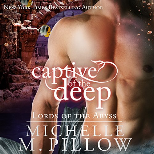Captive of the Deep audiobook cover art