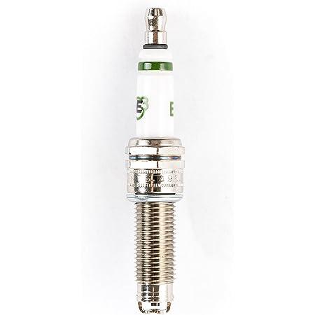 Hyundia: Sonata Bosch YR6NI332S Double Iridium Spark Plug Optima and More Tucson Pack of 1 Veloster; Kia: Forte Up to 4X Longer Life