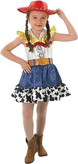 Rubie's Disney - Toy Story - Jessie Deluxe Child Costume, Size 4-6