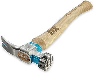 OX Tools 22oz. California Framing Hammer | Hickory Handle