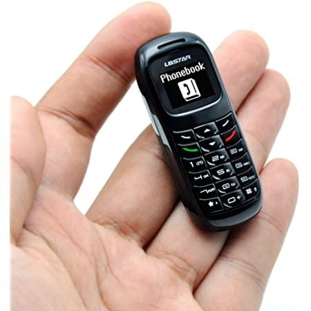 Mini Thumb Handy L8star Bm70 Bluetooth 0 66 Oled Amazon De Elektronik