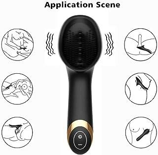 CJH 携帯用女性のシリコーンの防水バイブレーターの多頻度吸引陰Gポイント刺激大人プロダクト