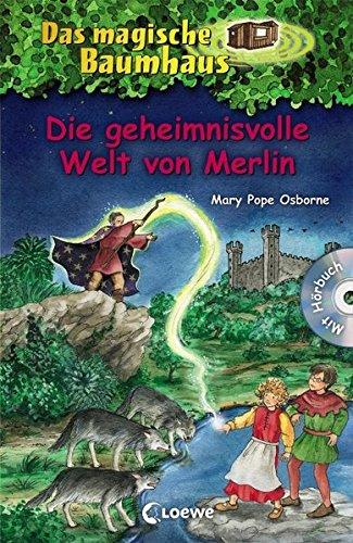 Das magische Baumhaus – Die geheimnisvolle Welt von Merlin: Mit Hörbuch-CD Im Auftrag des Roten...