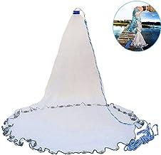 Cenphua Angelnetz Fischnetz Neustes Wurfnetz Angeln Wurfnetz Angelnetz Nylon Netz Cast Net