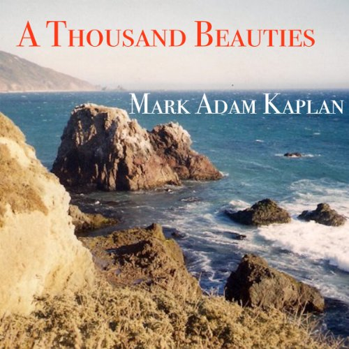 A Thousand Beauties audiobook cover art