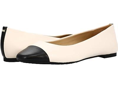 MICHAEL Michael Kors Alyssa Flex Ballet (Light Cream) Women