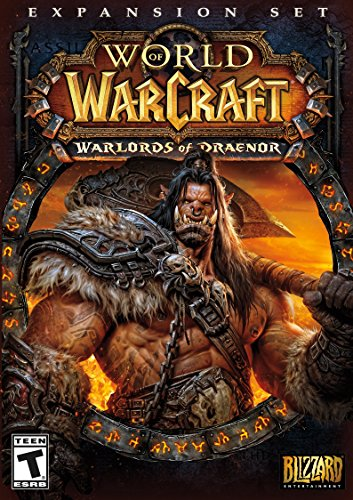 World of Warcraft: Warlords of Draenor Expansion - PC/Mac