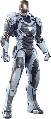 [Filmmeisterwerk  Iron Man 3  1 6 Figur Iron Man Mark 39