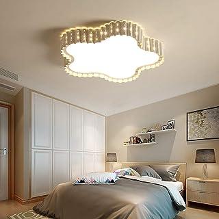 LED Ceiling Light, Warm White Light, Modern Acrylic Star Shape Ceiling Light, Used in Bedroom Living Room Study Corridor,G...